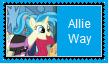 Allie Way Stamp by SoraRoyals77