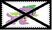 Anti Spike the Dog Stamp by KittyJewelpet78