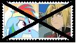 (Request) Anti Edward ElricXRainbow Dash Stamp by SoraRoyals77