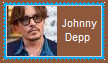 (Request) Johnny Depp Stamp by KittyJewelpet78