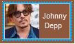(Request) Johnny Depp Stamp by KittyJewelpet78