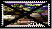 Anti TMNT 2012 TV Show Stamp
