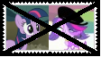 (Request) Anti Twilight Sparkle X Zoe Trent Stamp by SoraRoyals77
