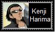 Kenji Harima Stamp by KittyJewelpet78