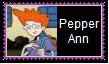 Pepper Ann Stamp by SoraRoyals77