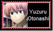 Yuzuru Otonashi Stamp by SoraJayhawk77