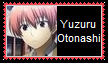 Yuzuru Otonashi Stamp by SoraRoyals77