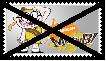 Anti Mighty B Stamp by KittyJewelpet78