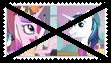 (Request) Anti Shining ArmorXCadance Stamp by SoraRoyals77