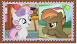 (Request) SweetieMash Stamp by KittyJewelpet78