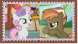(Request) SweetieMash Stamp by KittyJewelpet78