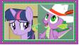 TwiSpike Stamp by KittyJewelpet78