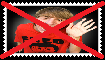 Anti Fred Stamp by KittyJewelpet78