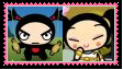 (Request) PuccaxGaru Stamp by KittyJewelpet78