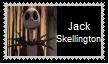 (Request) Jack Skellington Stamp by KittyJewelpet78