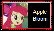 AppleBloom Human Stamp by SoraJayhawk77