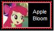 AppleBloom Human Stamp by SoraRoyals77