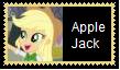 AppleJack Human Stamp by SoraJayhawk77