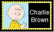 Charlie Brown Stamp by SoraRoyals77