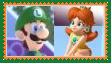 LuigiXDaisy Stamp by SoraJayhawk77