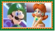 LuigiXDaisy Stamp by KittyJewelpet78