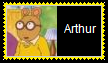 Arthur Stamp by SoraJayhawk77