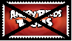 (Request) Anti Angry Birds Toons Stamp by KittyJewelpet78