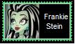 Frankie Stein Stamp by KittyJewelpet78