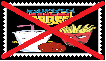 (Request) Anti Aqua Teen Hunger Force Stamp by KittyJewelpet78