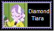 Diamond Tiara Stamp by SoraRoyals77