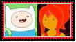 (Request) FinnXFlame Princess Stamp by KittyJewelpet78