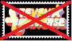 (Request) Anti Steven Universe Stamp by KittyJewelpet78