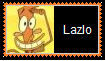 Lazlo Stamp