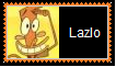 Lazlo Stamp by KittyJewelpet78