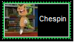 Chespin Stamp by KittyJewelpet78