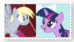 TwilightXDerpy Stamp by SoraRoyals77