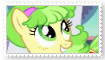 Ms. Peachbottom Stamp by KittyJewelpet78