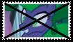 Anti Mane-iac Stamp by KittyJewelpet78