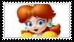 Princess Daisy Stamp