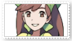 Pokemon Breeder (Female) Stamp by SoraJayhawk77