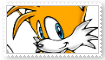 Tails Stamp by SoraRoyals77