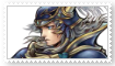 The Warrior of Light Stamp by SoraRoyals77