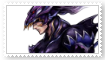 Kain Highwind Stamp by KittyJewelpet78