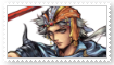 Firion Stamp by KittyJewelpet78