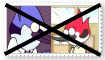 (Request) Anti MordecaiXMargaret Stamp by SoraJayhawk77