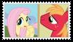 (Request) Fluttermac Stamp by SoraJayhawk77