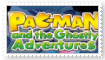 (Request) Pac Man and the Ghostly Adventures Stamp by SoraRoyals77