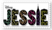 (Request) Jessie Tv Show Stamp by KittyJewelpet78