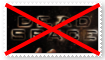 Anti Dead Space Stamp by SoraRoyals77