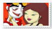 (Request) LaurenXJack Stamp by SoraJayhawk77